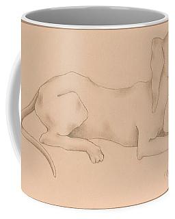 Doxies, Bad To The Bone Coffee Mug
