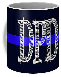 Dpd Blue Line Mug Coffee Mug