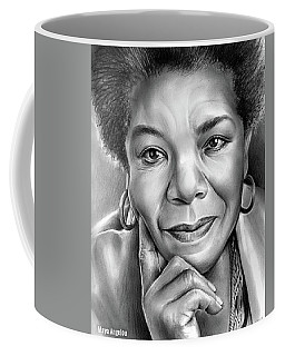 Dr Maya Angelou Coffee Mug