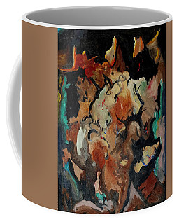 Dr Wolf And The Black Cat Coffee Mug