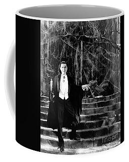 Dracula Coffee Mug by R Muirhead Art