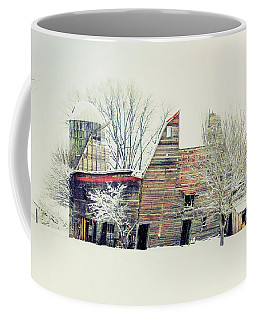 Drafty Old Barn Coffee Mug