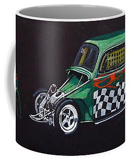 Drag Racing Vw Coffee Mug