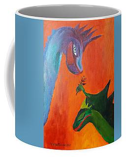 Dragon Blushed Coffee Mug