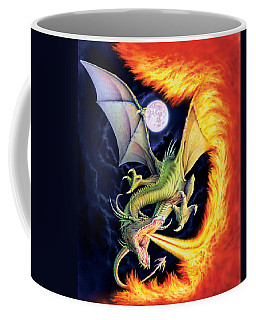 Dragon Fire Coffee Mug