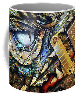 Dragon Guitar Prs Coffee Mug