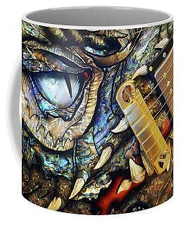 Dragon Guitar Prs Coffee Mug