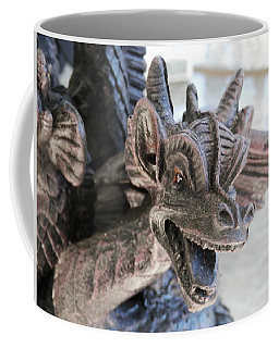 Dragon On The Loose Coffee Mug