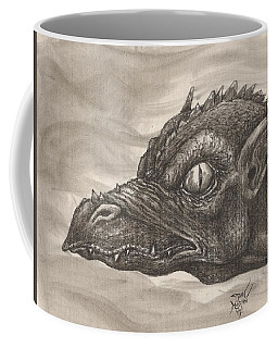 Dragon Portrait No. 2 Coffee Mug