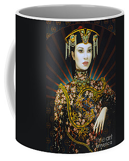 Dragon Smoke Coffee Mug