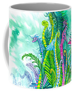 Dragon Sprouts Coffee Mug