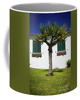 Dragon Tree Garden House Coffee Mug