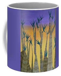 Dragon Trees Coffee Mug