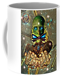 Dragonfly Empath Coffee Mug