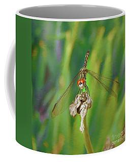Dragonfly Nbr 4 Coffee Mug
