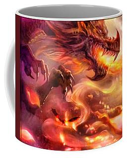 Dragon's Breath Coffee Mug