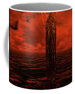 Dragon's Spire Coffee Mug
