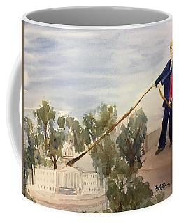 Draining The Swamp Coffee Mug