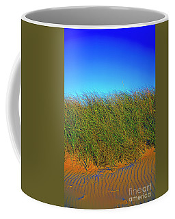 Drake's Island Beach Coffee Mug