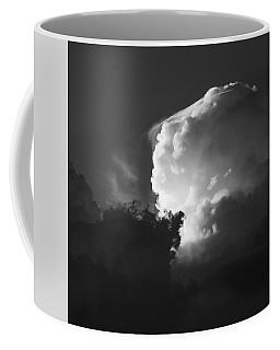 Drama In A Western Sky Coffee Mug