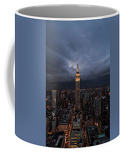 Drama In The City  Coffee Mug