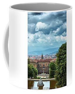 Drama In The Palace Of Firenze Coffee Mug
