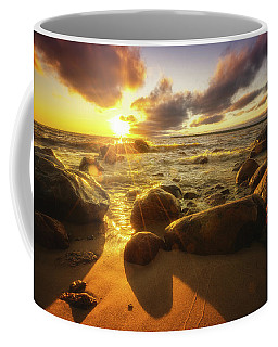 Drama On The Horizon Coffee Mug