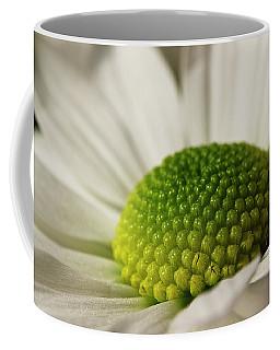 Dramatic Daisy Coffee Mug