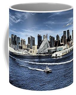 Dramatic New York City Coffee Mug