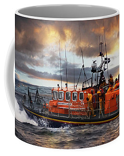 Dramatic Once More Unto The Breach  Coffee Mug