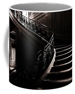 Dramatic Stairway Scene  Coffee Mug
