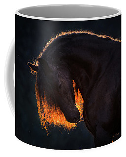 Drawn From The Darkness Coffee Mug