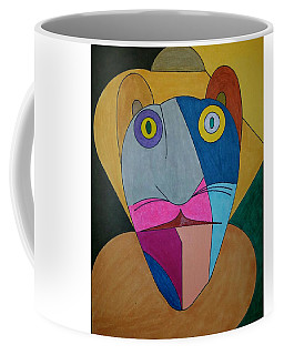 Coffee Mug featuring the painting Dream 316 by S S-ray