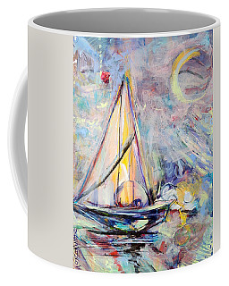 Dream Boat Coffee Mug
