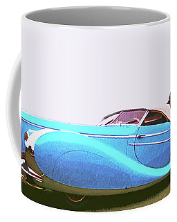 Dream Car Coffee Mug