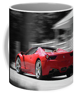 Dream Car Coffee Mug by Susan Lafleur