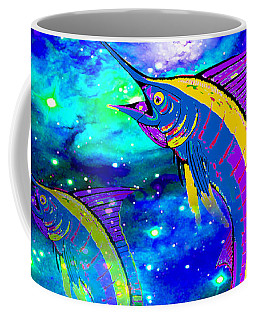 Dream Catch Fish Coffee Mug
