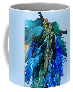 Dream Catcher Coffee Mug by Pat Purdy