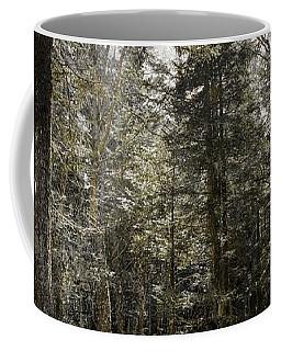 Dream Forest Coffee Mug by Debbie Green