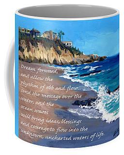 Dream Forward Coffee Mug