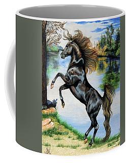 Dream Horse Series 3015 Coffee Mug
