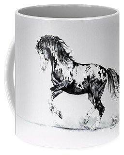 Dream Horse Series - Painted Dust Coffee Mug