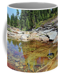 Dream Of A Stream Coffee Mug by Sean Sarsfield