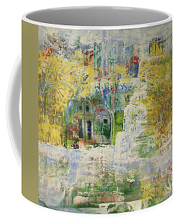 Dream Of Dreams. Coffee Mug by Sima Amid Wewetzer