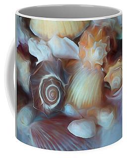 Dream Of Seashells Coffee Mug