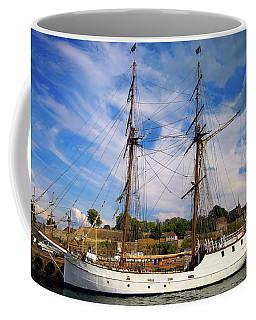 Dream On The Fjord Coffee Mug