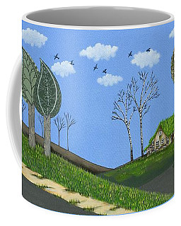 Dream Refuge Coffee Mug