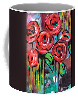 Dream Roses Coffee Mug