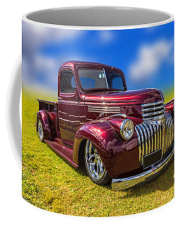 Dream Truck Coffee Mug by Keith Hawley
