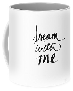 Dream With Me- Art By Linda Woods Coffee Mug